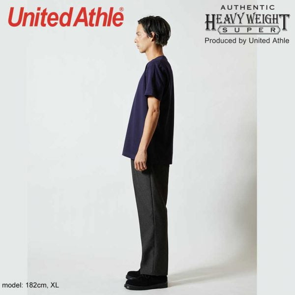 United Athle 4252-01 Adult Heavyweight Cotton T-Shirt
