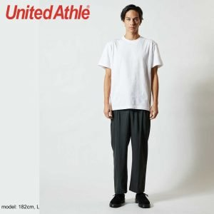 United Athle 5001 5.6oz Adult Cotton T-shirt