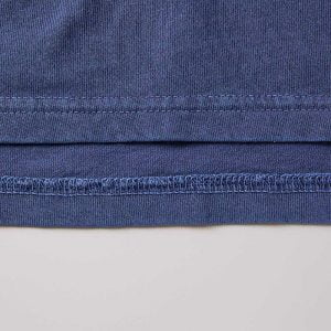 5029 5.6oz Pigment Dye Adult Cotton Washed Pocket Tee