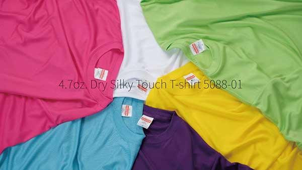 kids dry fit t-shirt