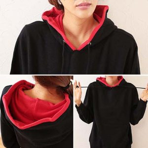 cotton pullover hoodie sweatshirt