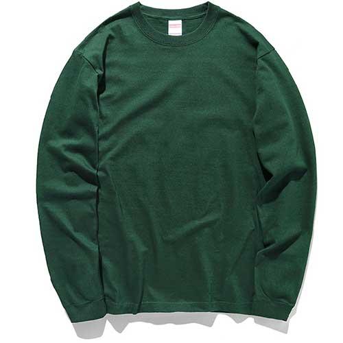 5011 01 long seleeve cotton t Shirt 1