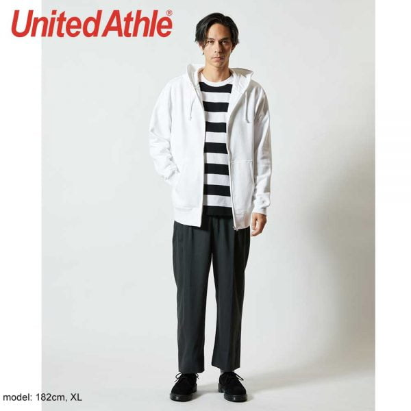 United Athle 5213 10.0oz Cotton French Terry Hoodie