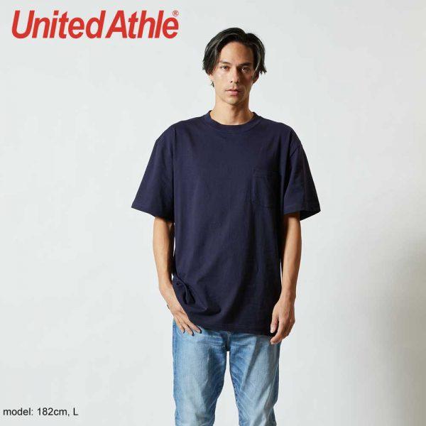 5006 5.6oz Cotton Pocket T-shirt