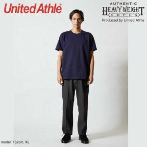 United Athle 4252-01 7.1oz 超重磅圓領短袖 T 恤