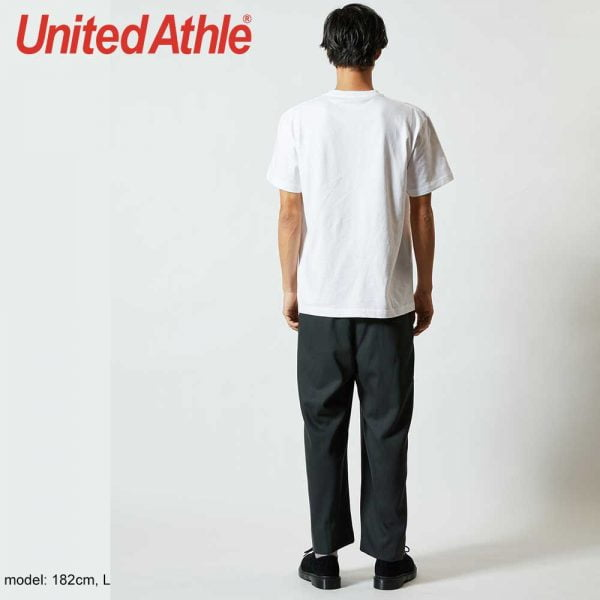 United Athle 5001 5.6oz 日本新款優質潮流全棉 T 恤