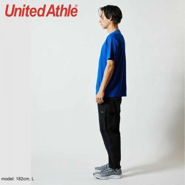 United Athle 5088 4.7oz 成人排汗快乾 T 恤