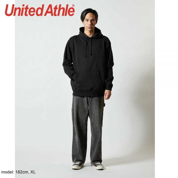 United Athle 5214 Cotton Pullover Hooded Sweatshirt