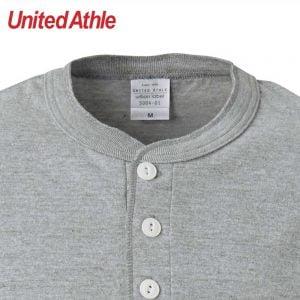 5004 5.6oz 成人短袖亨利領 T恤