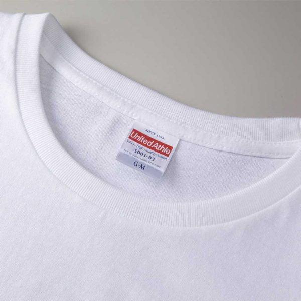 United Athle 5001 女裝全棉T恤