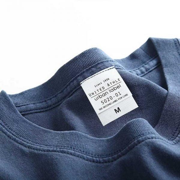 United Athle 5020 5.6oz 圓領短袖洗水T恤