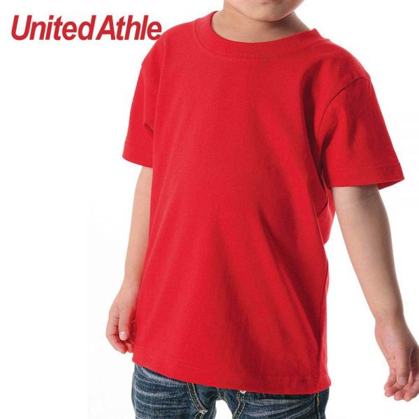 United Athle 5001-02 Kids Cotton Tee