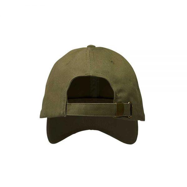 United Athle 9670-01 棉質斜紋織布棒球帽